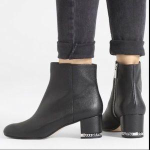 MiCHAEL Michael Kors Sabrina Chain Ankle Boot